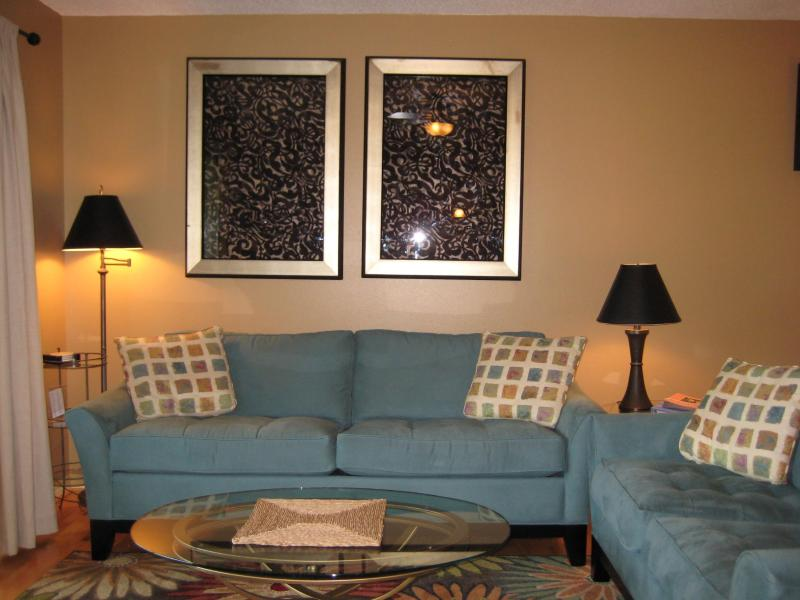 Living room - Whits End at Seagrove Beach, Florida - Santa Rosa Beach - rentals