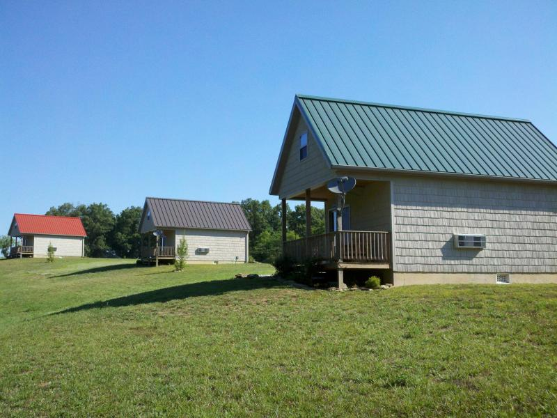 Looking North - Southern Illinois Cabin Rental near Kinkaid Lake. - Ava - rentals