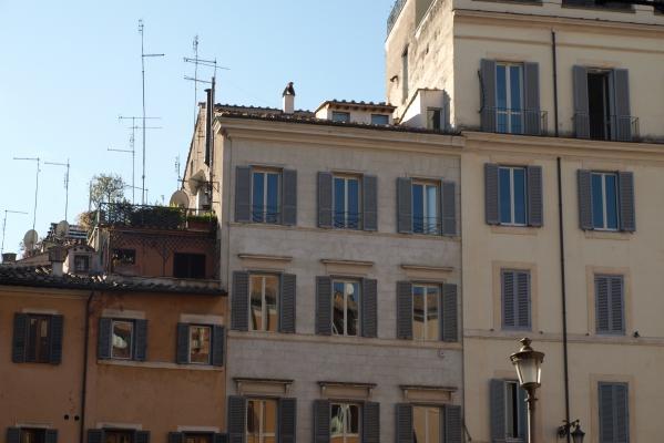 CR647 - Campo Dei Fiori, Piazza Campo de' Fiori - Image 1 - Rome - rentals