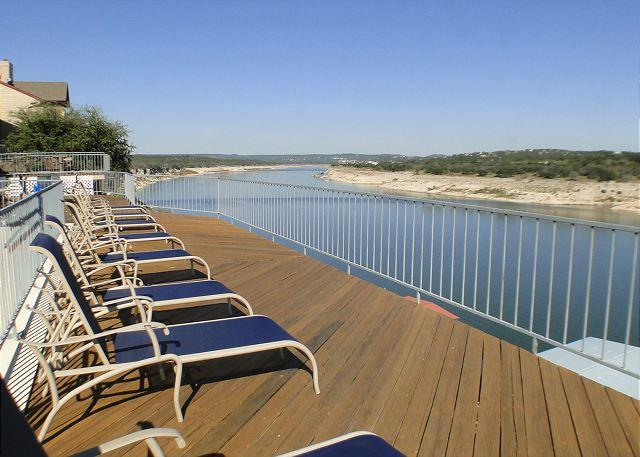 Waterfront Condo Overlooking Lake Travis with Deep Water Dock and Boat Slip - Image 1 - Spicewood - rentals