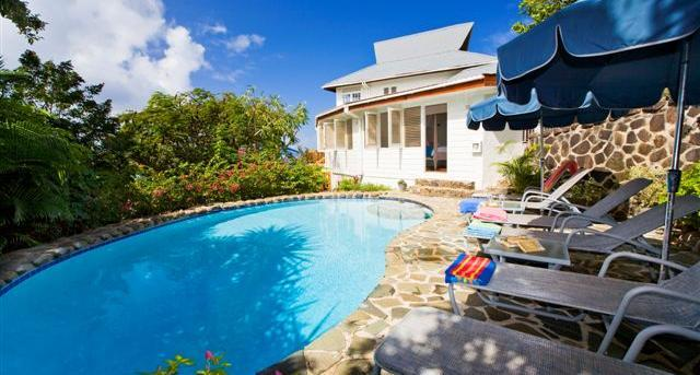 Hummingbird Villa at Golf Park, Cap Estate, Saint Lucia - Ocean View, Pool, Wonderful Breezes - Image 1 - Cap Estate - rentals