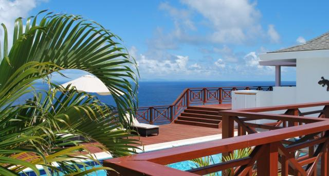 Villa at Panorama at Saline Point, Cap Estate, Saint Lucia - Ocean View, Pool, Air Conditioning - Image 1 - Cap Estate - rentals