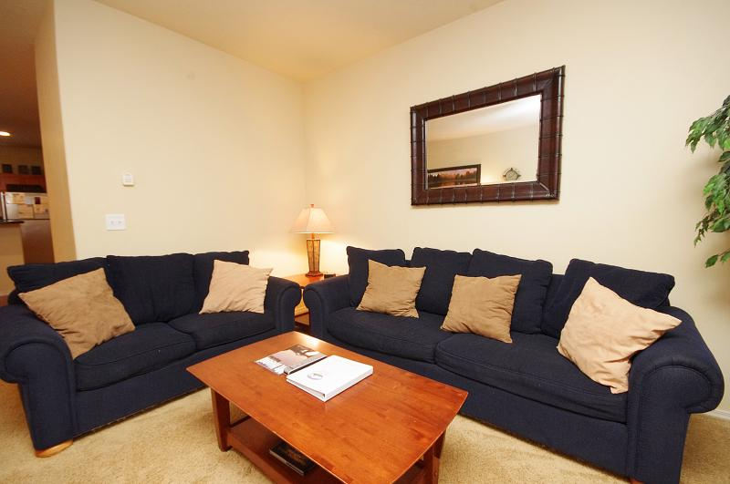 Living Room Sofas - Listing #391804 - Pet Friendly Chalet Discounted Lift tickets! Pool! - Government Camp - rentals