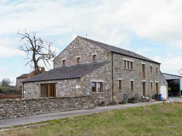 KIRKSTEADS BARN, stone built barn conversion, with open plan living area, off road parking, and garden, in Ingleton, Ref 15149 - Image 1 - Ingleton - rentals