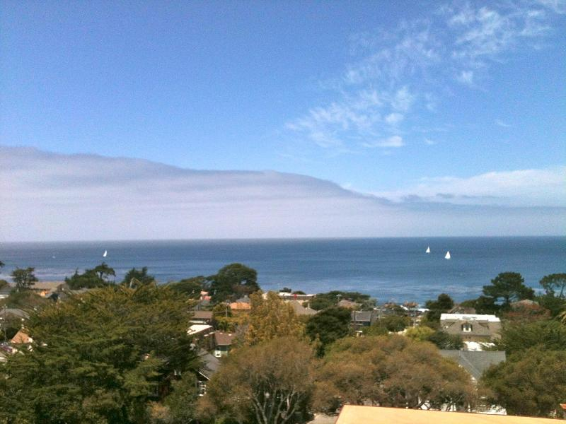 View from Balcony - Outstanding Ocean Views-Fab Location-Beautiful ! - Pacific Grove - rentals