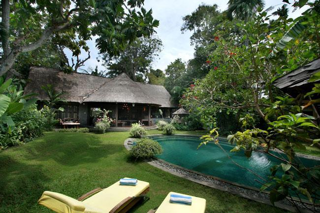 The House at Day Time - Villa Umah Kedash - 3 Bedroom Villa in Seminyak - Seminyak - rentals