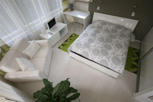 Bedroom - Feels like home studio, center, parking - Zagreb - rentals