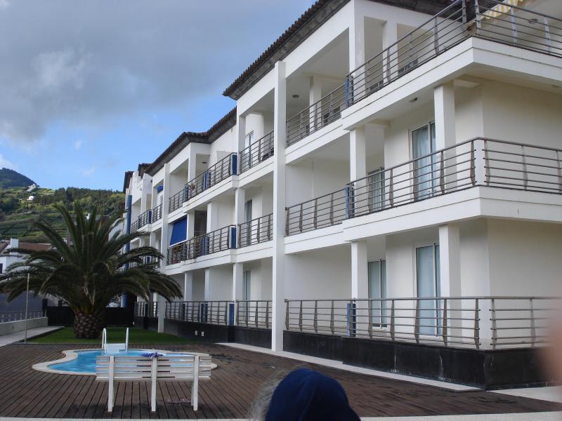 Exterior view of property - Vila Franca do Campo Apartment, Sao Miguel, Azores - Vila Franca do Campo - rentals