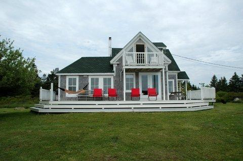 Sea Change Cottage in Blanche Nova Scotia - Sea Change Cottage: Spectacular Ocean View, NS - Barrington - rentals
