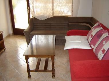 A1(3+2): living room - 5404  A1(3+2) - Stanici - Stanici - rentals