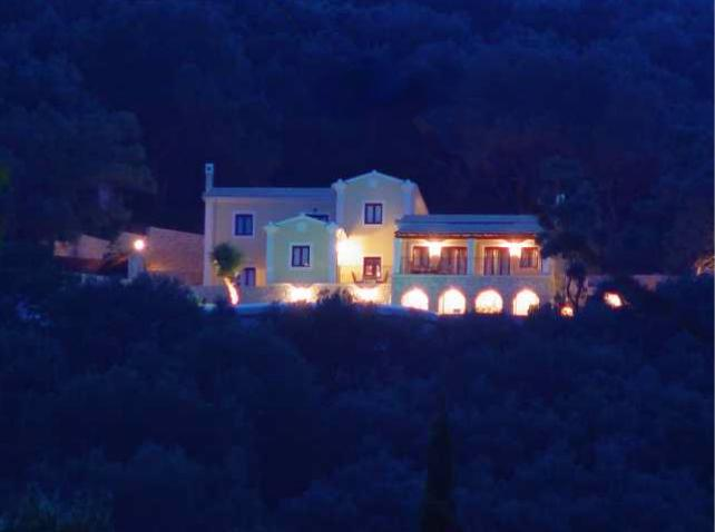 Maro as seen from Agios Stefanos - Villa Maro, Lux Villa with Pool, A. Stefanos Corfu - Corfu - rentals