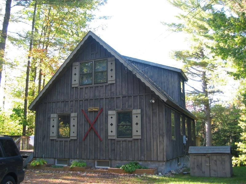 Vermont Country Lake House - Image 1 - Ludlow - rentals