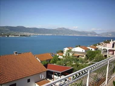 A1 veliki (7): terrace view - 5515  A1 veliki (7) - Mastrinka - Mastrinka - rentals