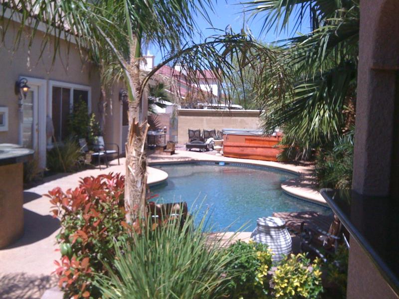 Private Pool Area - Private Tropical Hideaway Near Strip! - Las Vegas - rentals