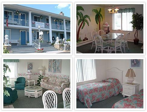 Welcome to Colonel Arms - Grads Welcome!! ~Luxury 2 & 3 Bedroom Suites ~ - Ocean City - rentals