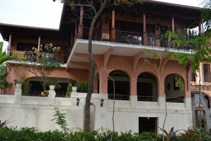 View from Paseo del Mar - Casa Teja - Las Catalinas - rentals