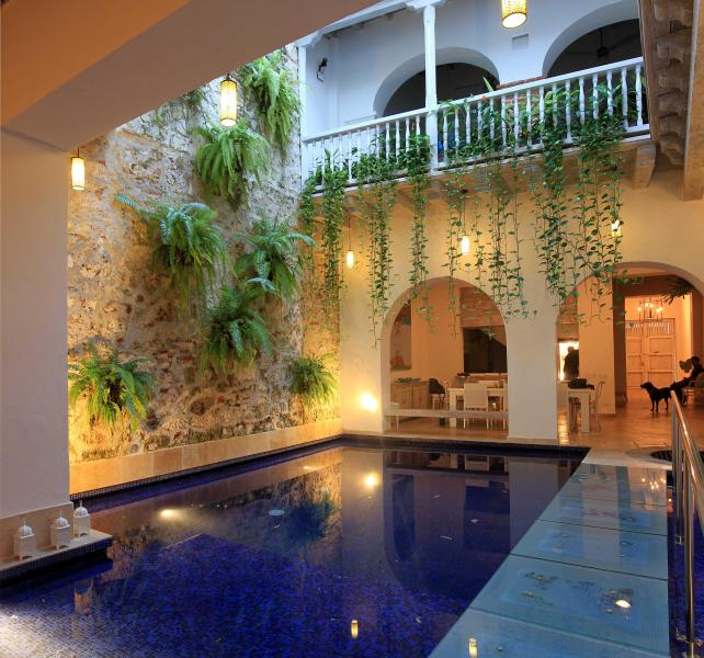 Spectacular Spanish Colonial in Heart of Old City! - Image 1 - Cartagena - rentals