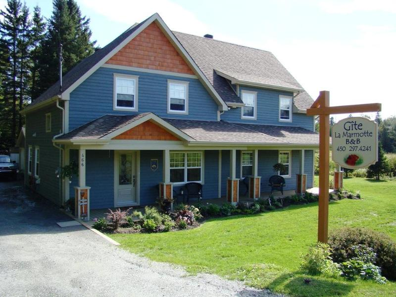 Appartment min. 2 days Eastern Township- Eastman, Quebec - Eastman (Magog) min. 2 days, Eastern Townships - Quebeck - rentals