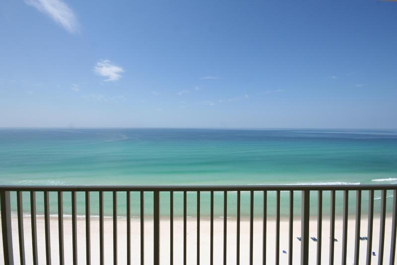 Great views for miles from your private balcony. - Grande Surf, 3 Bedroom, Gulf Front Luxury in PCB! - Panama City Beach - rentals