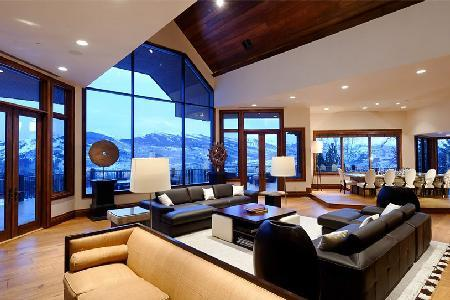 Starwood Estate, indoor pool, private cinema, wine room and awe-inspiring views - Image 1 - Aspen - rentals