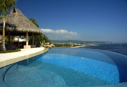 Beautiful Oceanfront Villa Ballena with 10,000 Sq Ft, Infinity Pool & Jacuzzi - Image 1 - Puerto Vallarta - rentals