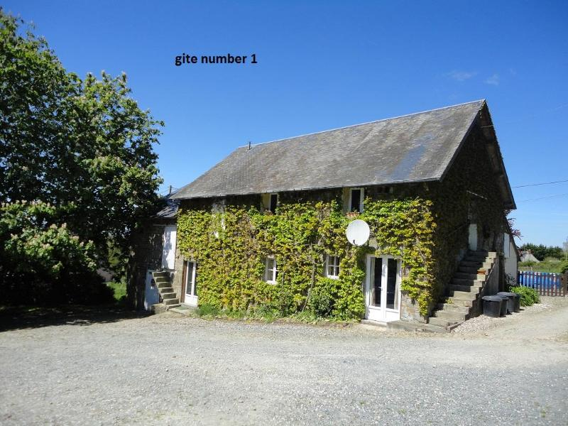 the owl barn - large 4 bed barn a short drive from D day beaches - Calvados - rentals