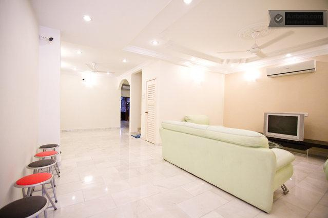 Living hall - Vistana Residence Double Storey Vacation House - Georgetown - rentals