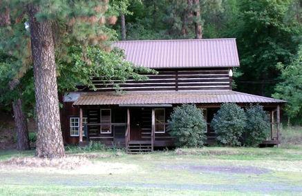 Tall Pine Cabin-Summer - Tall Pine Cabin-authentic early 1900's log cabin. - Orofino - rentals