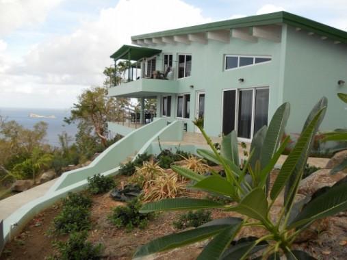 Seaglass 2BR Villa - Image 1 - Virgin Gorda - rentals