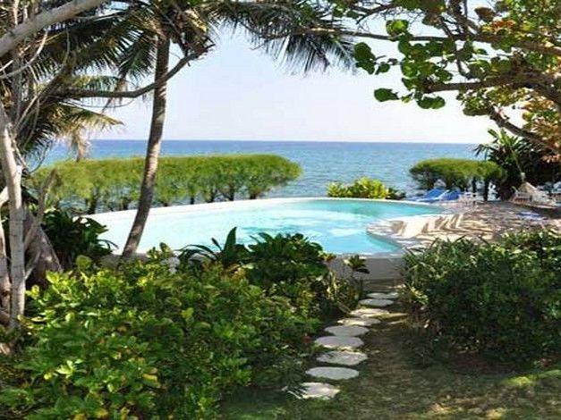 PARADISE TSG - 43687 - IMPRESSIVE | 3 BED OCEANFRONT VILLA | MONTEGO BAY - Image 1 - Montego Bay - rentals
