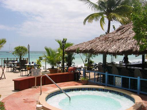PARADISE PSP - 119425 - FANTASTIC VALUE   AUTHENTIC   BOUTIQUE   TWO BEDROOM SUITE WITH BEACH & POOL - NEGRIL - Image 1 - Negril - rentals