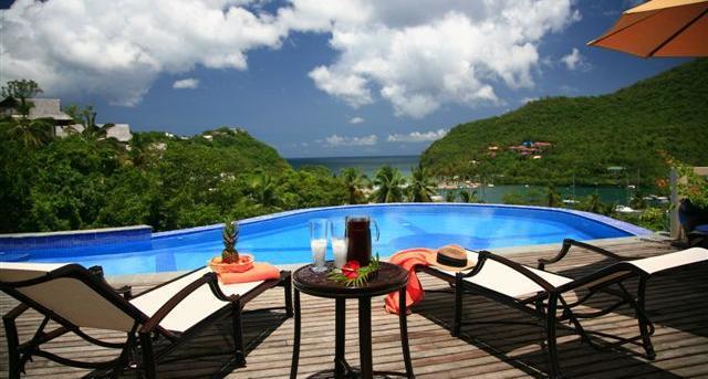 Ashiana Villa at Marigot - Image 1 - Marigot Bay - rentals