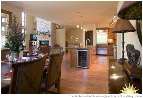 Timbers Townhome: Downtown Ketchum Location - Image 1 - Ketchum - rentals