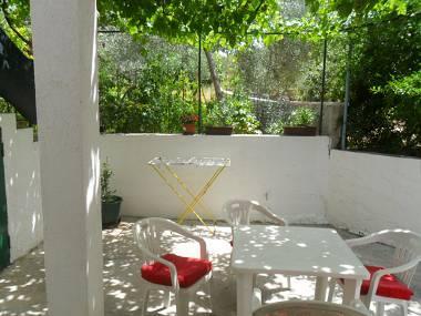 A2(3+1): terrace - 00710MURT A2(3+1) - Murter - Murter - rentals