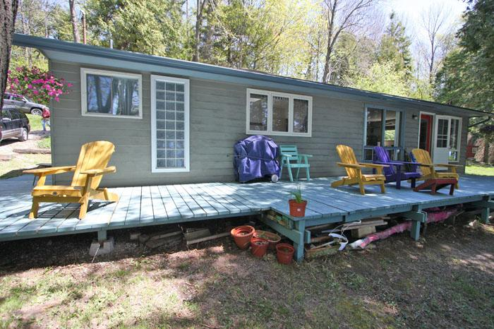 Tranquility Base cottage (#706) - Image 1 - Grand Bend - rentals
