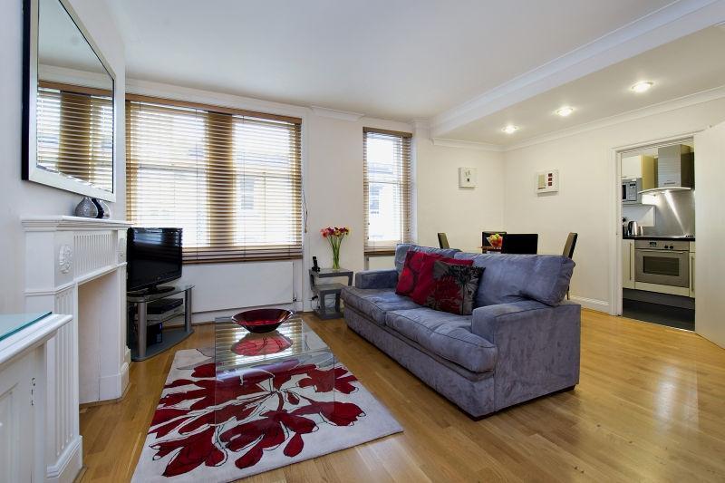 2 bedroom - spacious reception room - Globe Apartments - Chiltern Street - 2 Bedroom - London - rentals