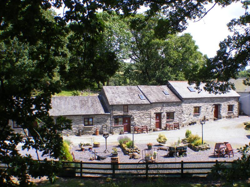 Tan dderwen, Bonnyn Derw, Y Stabl and Ysgubor - Maes Madog Farm Cottages - Betws-y-Coed - rentals