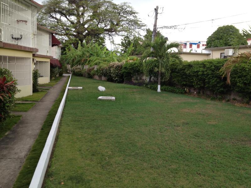 Garden - Omarashideaway - Beautiful 1 bedroom Room Apt. - Kingston - rentals