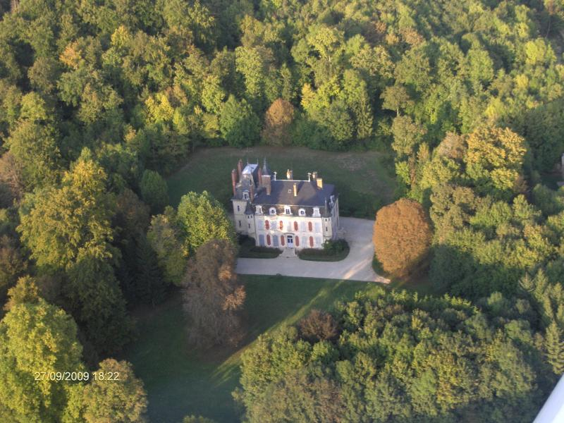 Château des Tertres - Affordable luxury castle in Champagne area France - Mussy-sur-Seine - rentals