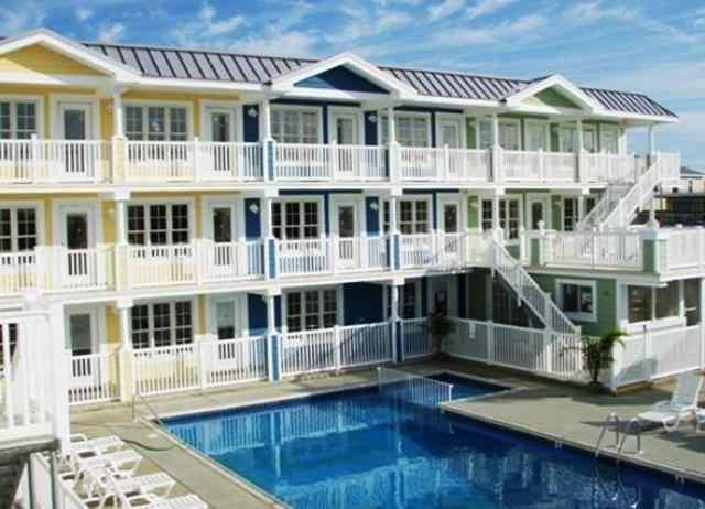 Beautiful 1 BR condo in heart of Wildwood Crest! - Family Friendly 1BR Condo with POOL! - Wildwood Crest - rentals