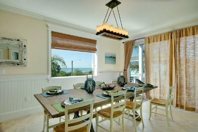 Dining area - SeaShell-Sunsets-105 78th - Holmes Beach - rentals
