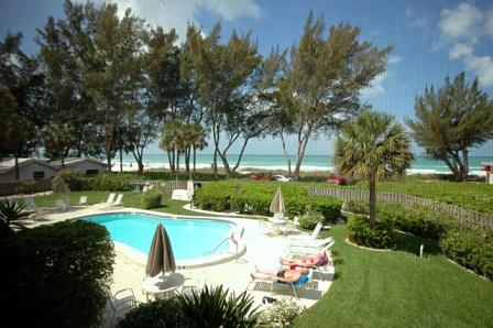 Beautiful Gulf Front Pool to Enjoy - Sunset Beach Unit 106 - Holmes Beach - rentals
