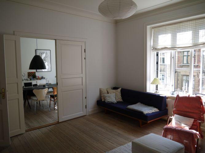 Gammel Kongevej Apartment - Copenhagen apartment close to Frederiksberg Garden - Copenhagen - rentals