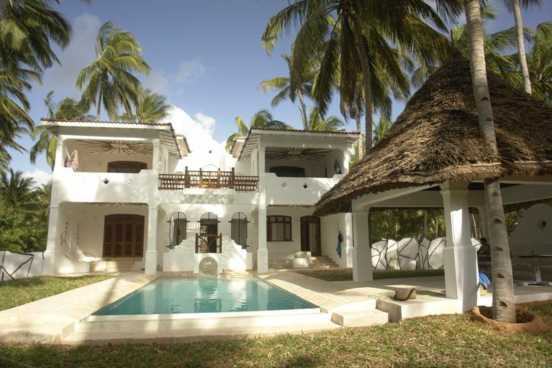 Yin Yang House - Yin Yang - 4 bed house with pool in Mida, Watamu - Watamu - rentals