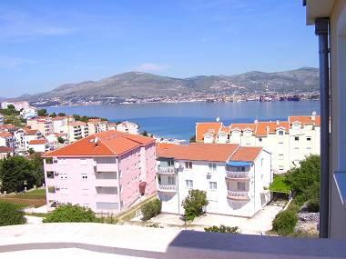 A1(4): terrace view - 5529  A1(4) - Okrug Gornji - Okrug Gornji - rentals