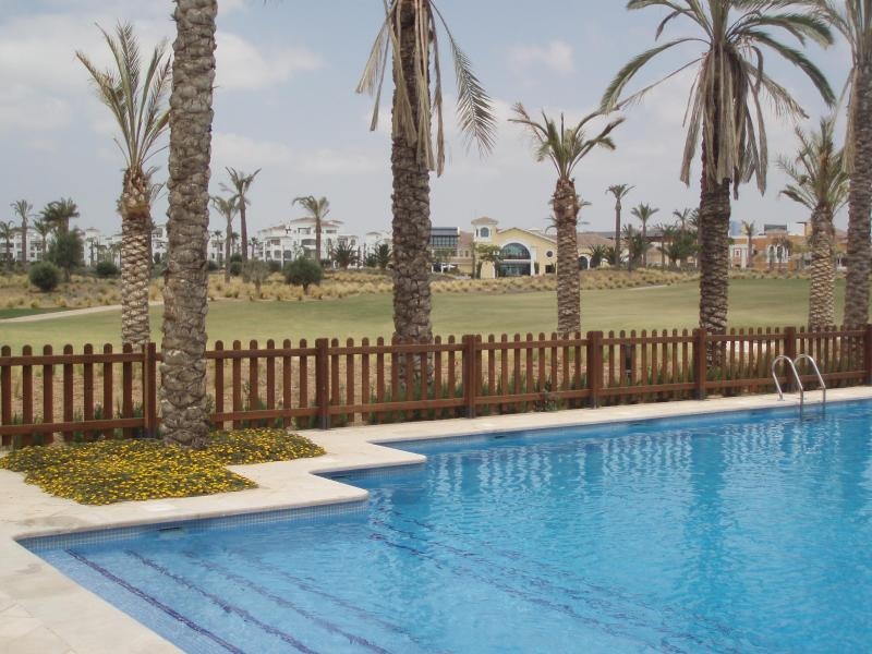 Swimming Pool Facing apartment - Winter holidays in Spain, your senior residence - Torre-Pacheco - rentals