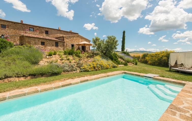 Villa Rosina holiday vacation large villa rental italy, tuscany, pienza, siena, holiday vacation large villa to rent italy, tuscany, - Image 1 - Pienza - rentals