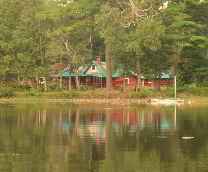 Spencer Pond Camps - The Sabotowan -Maine Lodge - Image 1 - Greenville - rentals