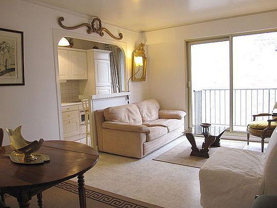 Sejour - 1 Bedroom Apartment in Paris, France - Paris - rentals