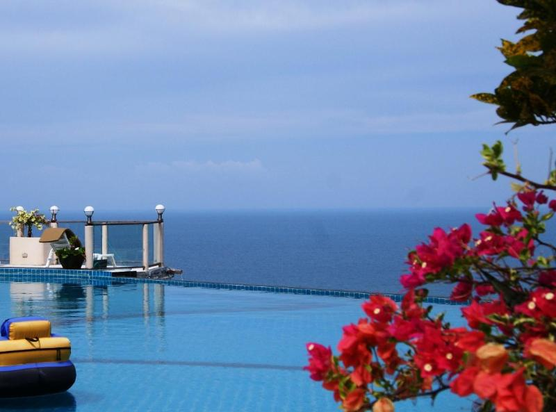 Infinity edge pool - THONG NAI PAN ESTATE B. LUXURY OCEAN VIEW VILLAS - Koh Phangan - rentals